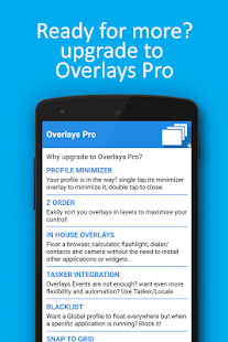 Overlays - Float Everywhere- screenshot thumbnail
