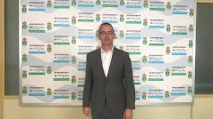 Cecilio Vargas, portavoz municipal de Ciudadanos en El Ejido.