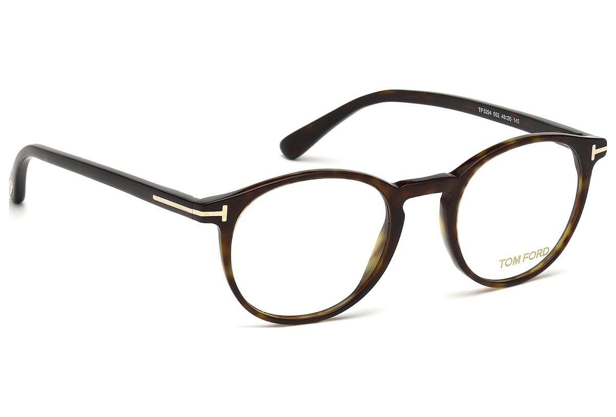 7dab936a68 Buy Tom Ford FT5294 C48 052 (dark havana   ) Frames
