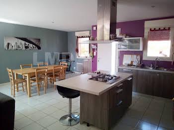 Maison 4 pièces 95,18 m2