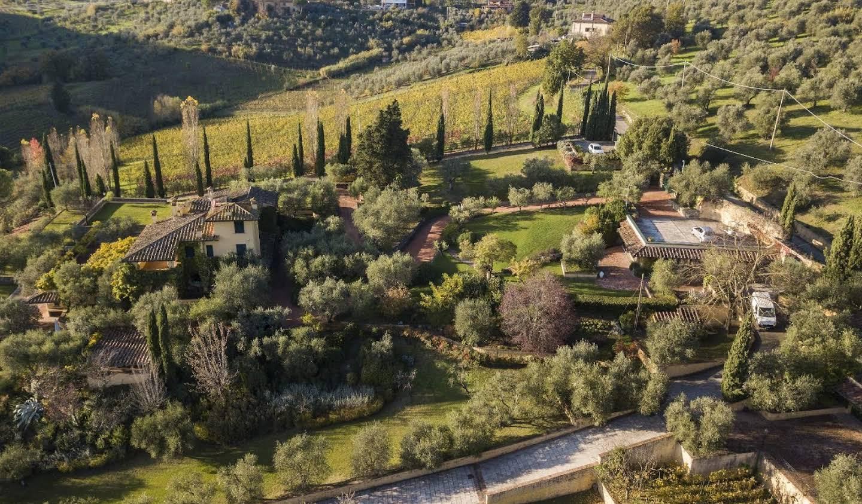Villa avec jardin Carmignano