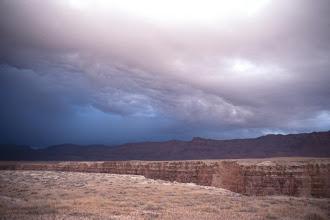 Photo: Storm over Marble Canyon, Grand Canyon National Park, Arizona
