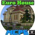 Euro house for Minecraft icon