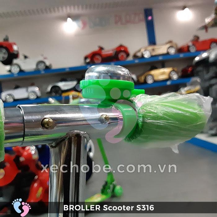 Xe trượt Scooter trẻ em Broller S316 7