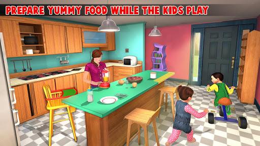 Virtual Mother New Baby Twins Family Simulator 2.1.6 Screenshots 6