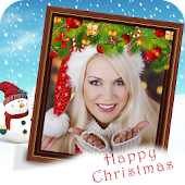 Happy Christmas Photo Frames