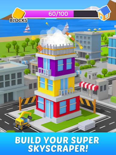 Block Blast 3D : Triple Tiles Matching Puzzle Game 3.40.009 screenshots 14