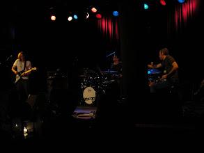 Photo: Wayne Krantz, Keith Carlock, Nate Wood