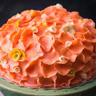 Chamomile & Quince Swedish Princess Cake Recipe