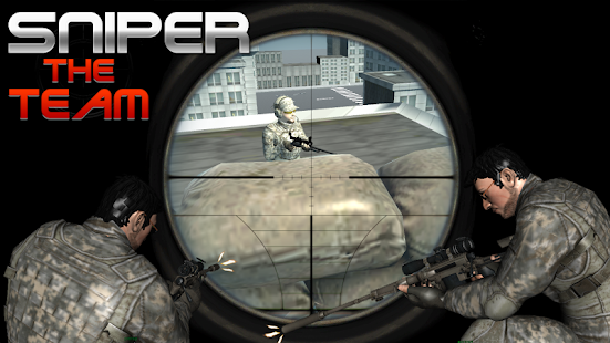 Sniper - The Team- screenshot thumbnail