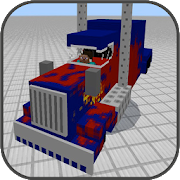 Mod robots transformers for MCPE