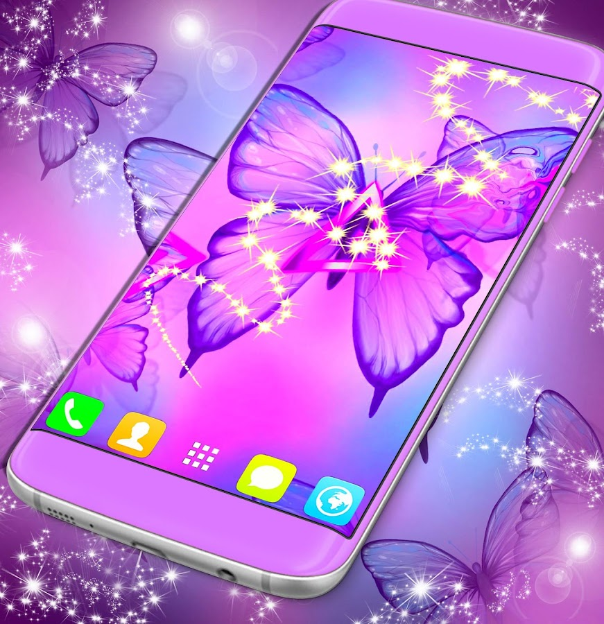 3D Wallpaper Butterfly - Android Apps on Google Play