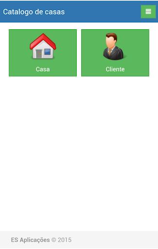 Catálogo de casas