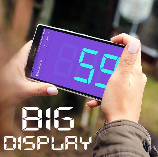 GPS Speedometer and Odometer Screenshot