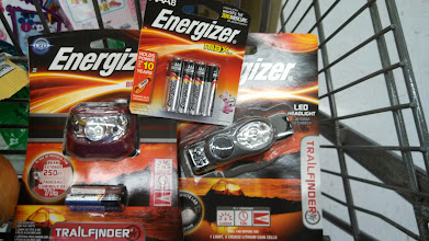 Photo: I also picked up a pack of AAA batteries to keep on hand in the house. You can never have too many Energizer batteries!