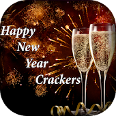 Happy New Year Crackers & Magic Touch - Fireworks