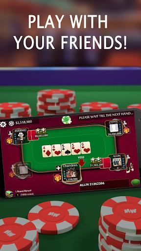 Texas HoldEm Poker FREE - Live 14.6 Mod screenshots 1