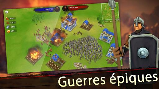 Télécharger Gratuit War of Kings: stratégie mobile apk mod screenshots 2