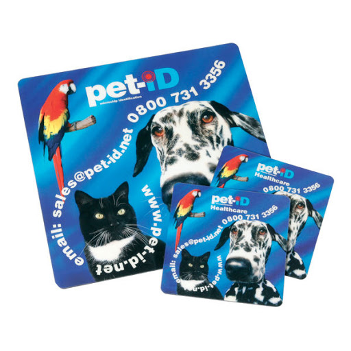 Full Colour Mouse Mat and Coaster Set