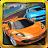 Turbo Driving Racing 3D logo