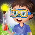 Kids Fun Science Experiment icon
