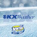 KX Weather app