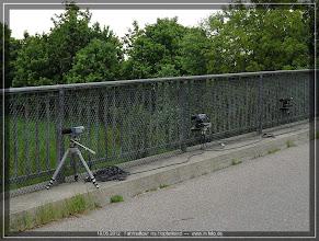Photo: so wird unsichtbar für die meisten Autofahrer kontroliert !!