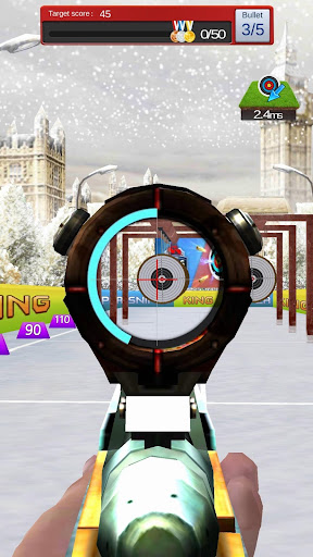 Shooting 3D Master- Free Sniper Games screenshot 14