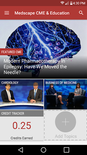 Medscape CME Education