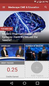 Medscape CME & Education 2.0 Android Mod APK 1