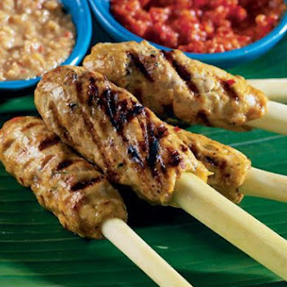 Balinese Chicken Satay