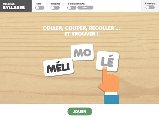 MELILEMO syllabes FR-Lite