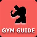 Gym Guide (English) icon