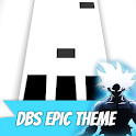 Piano DBS Tiles - Epic Ultimate Battle Dragon icon