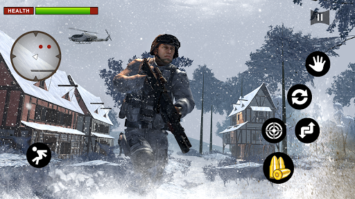 Call of Impossible Sniper World War 2 Hero 3D 1.1 screenshots 18