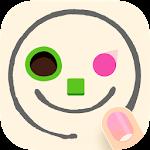 シュッと描いてポンッ! 最高の暇つぶし 物理演算パズルゲーム Icon