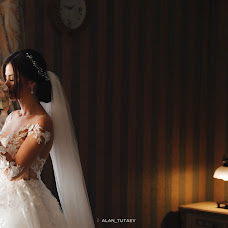 Wedding photographer Alan Tutaev (AlanTutaev). Photo of 23.09.2018
