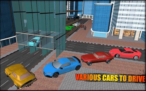 Multi Storey Car Transporter screenshot 7