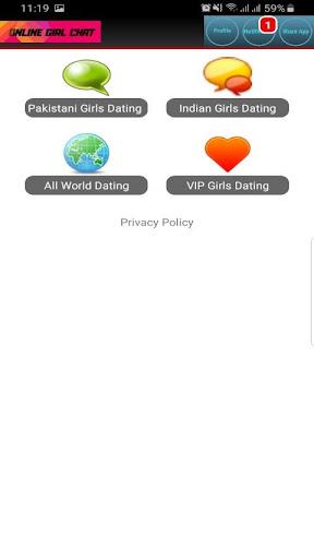 Download Online Girls Chat - Meet & Dating Girls 9.7 1
