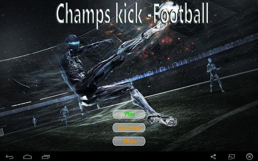 Champs Kick-FootBall Game