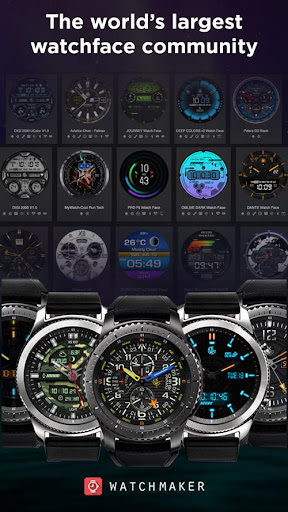 Download Watch Face -WatchMaker Premium for Android Wear OS MOD APK 2