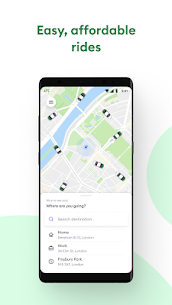 Bolt (formerly Taxify) 1