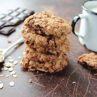 Avocado Oatmeal Breakfast Cookies