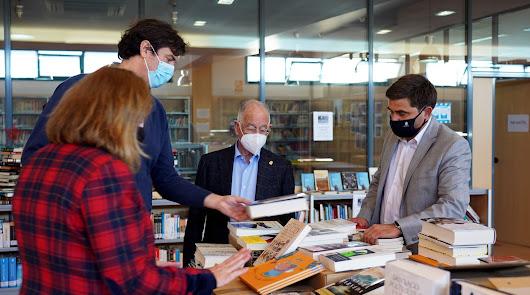 Las bibliotecas de Roquetas abrirán los domingos de Navidad