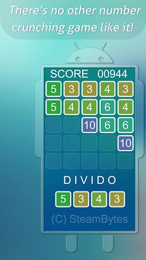 DIVIDO™ - Modern Math Puzzle