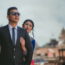 Wedding photographer Manjil Shrestha (pixel6studio). Photo of 15.09.2016