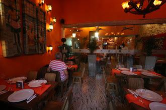 Photo: Unser Restaurant, das La Casa de Socorro