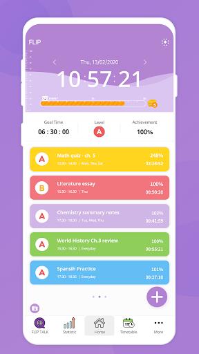 FLIP - Focus Timer for Study 1.19.4 Screenshots 2
