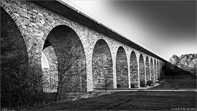 Photo: Bridge  the same bridge as yesterday in hdr from another angle today in BW for #monochromemonday by +Charles Lupica +Manuel Votta +Jerry Johnson , and +Hans Berendsen .