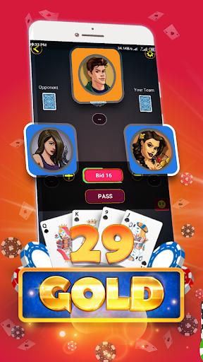 29 Card Game ( twenty nine ) Offline 2020 3.8 screenshots 2